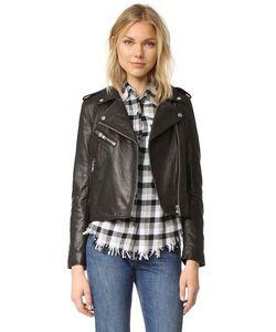 Current/Elliott | The Roadside Leather Jacket