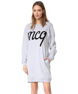 Mcq Alexander Mcqueen | Классическое Платье-Толстовка