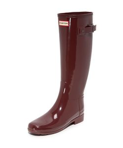 Hunter Boots | Оригинальные Глянцевые Сапоги Refined