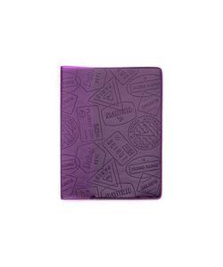 Flight 001 | Обложка Для Паспорта X-Ray