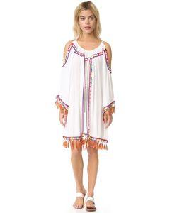 Pia Pauro | Пляжное Платье С Открытыми Плечами