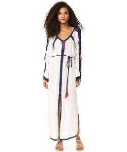 ANNA KOSTUROVA | Богемное Макси-Платье Sailor Nomad