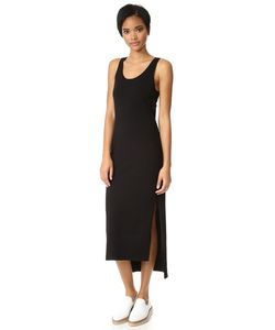 DKNY | Платье Без Рукавов С Боковыми Разрезами