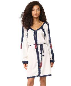 ANNA KOSTUROVA | Богемное Мини-Платье Nomad