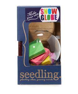 Gift Boutique   Набор Для Творчества Сделай Свой Собственный Снежный Шар