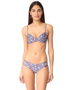 L*Space | Liberty Mist Krissy Bikini Top