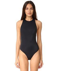 OYE Swimwear | Сплошной Купальник Stella С Молнией На Спине