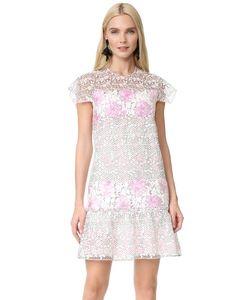 Giambattista Valli | Платье С Короткими Рукавами