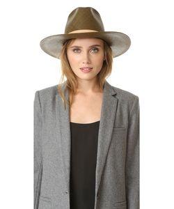 JANESSA LEONE | Lani Tall Crown Panama Hat