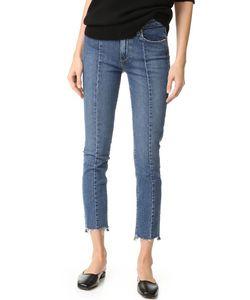 Paige | Jacqueline Straight Jeans