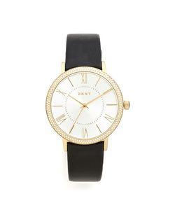 DKNY | Часы Willoughby С Кожаным Ремешком