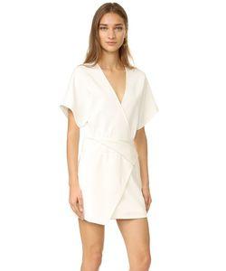 Halston Heritage | Платье-Халат С Глубоким V-Образным Вырезом