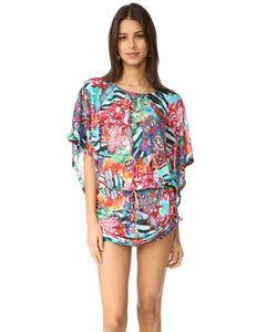 Luli Fama | Пляжное Платье Like A Flame South