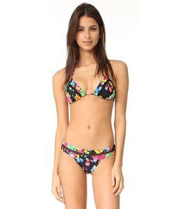 Pilyq | Mesh Triangle Bikini Top