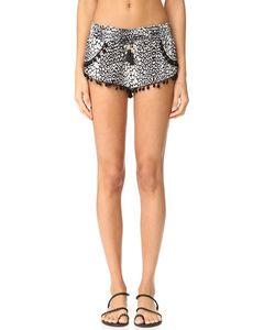 Pilyq | Pom Pom Shorts