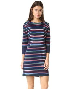 Chinti And Parker | Side Button Breton Dress