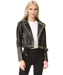 Free People | Bang Bang Moto Jacket