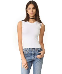 Free People | Cropped Seamless Muscle Tank