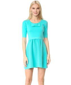 BOUTIQUE MOSCHINO | Платье С Короткими Рукавами