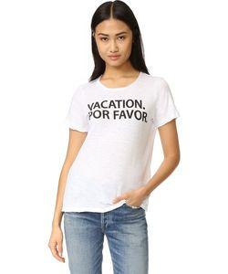 Chaser | Футболка Vacation Por Favor