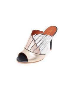 MALONE SOULIERS | Туфли Без Задников Donna С Открытым Мыском