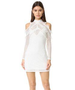 SELF-PORTRAIT | Комбинированное Кружевное Платье