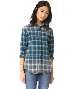 Sundry   Объемная Рубашка С Эффектом Поношенности