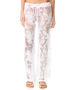 Pilyq | Flora Lace Pants