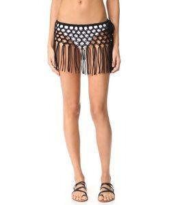 Pilyq | Macrame Skirt