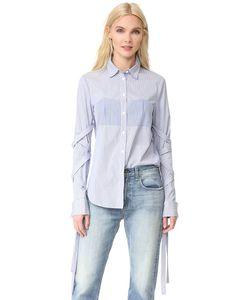 Tibi | Рубашка Со Съемными Бретельками