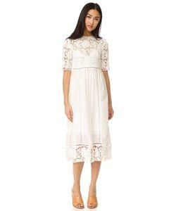 Zimmermann | Платье С Вышивкой Caravan Day