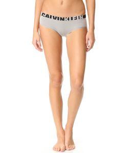 Calvin Klein | Бесшовные Трусики-Шорты С Логотипом
