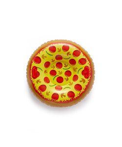 Gift Boutique   Ватрушка Для Катания По Снегу В Виде Пиццы Giant Supreme