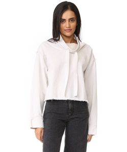 DKNY | Pure Cowl Neck Top