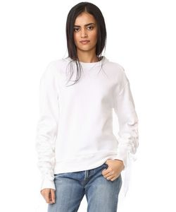 DKNY | Пуловер С Завязками Со Сборками