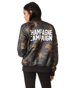 Private Party | Бомбер Champagne Campaign