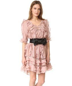 Zimmermann | Платье Winsome Sphere С Оборками