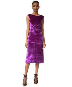 Nina Ricci | Коктейльное Платье Без Рукавов