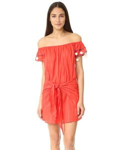 Basta Surf | Платье Marisol С Открытыми Плечами И Юбкой С Запахом
