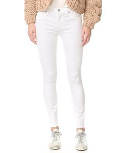 Hudson | Nico Mid Rise Super Skinny Ankle Jeans