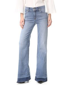 Hudson | Dani Wide Leg Released Hem Jeans