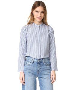 Madewell | Рубашка С Расклешенными Рукавами