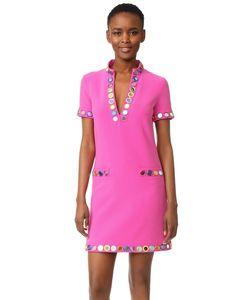 Moschino | Платье С V-Образным Вырезом