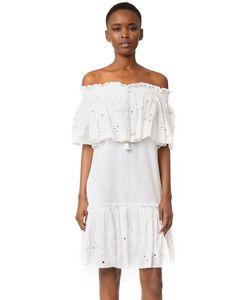 Roberto Cavalli | Платье С Открытыми Плечами
