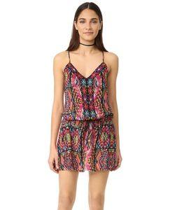 Nanette Lepore | Пляжное Платье Индейская Мозаичным