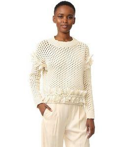 M.PATMOS | Пуловер С Бахромой Elizabeth