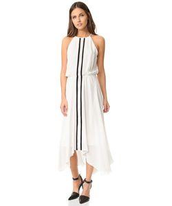 Parker | Комбинированное Платье Macedonia