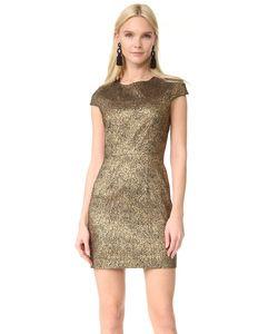Diane Von Furstenberg | Платье С Hadlie Двухцветного