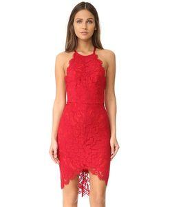 Lover | Платье С Американской Проймой Близости