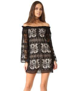 LIV | Мантилья Платье Со Спущенными Плечами